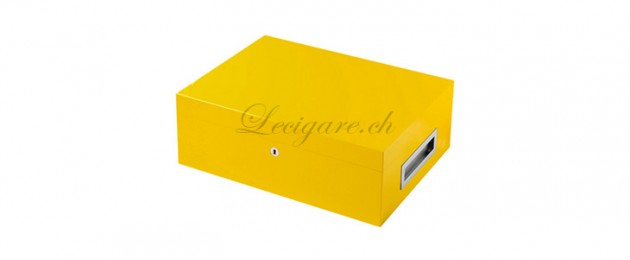 Humidor Villa Spa Yellow...