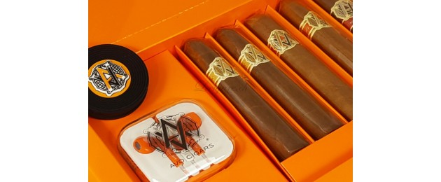 Avo 8 Assortiment Robusto -...