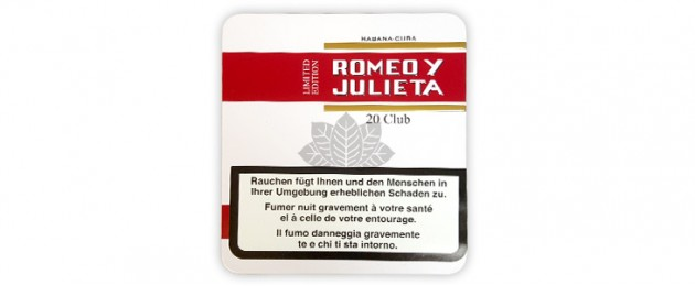 Romeo y Julieta Club EL 2019