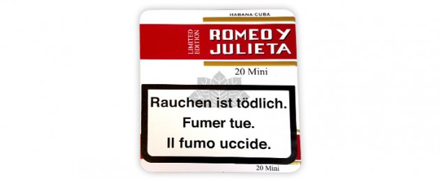 Romeo y Julieta Mini EL 2019