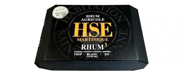 Rhum HSE Finition Coffret...