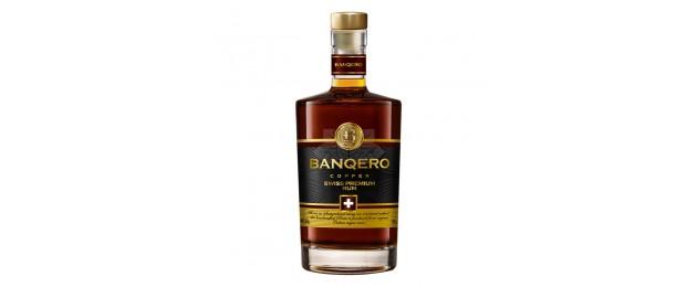 Swiss brown rum Banqero Copper