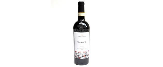 Red wine - Barolo DOCG 2014 Passione di Re