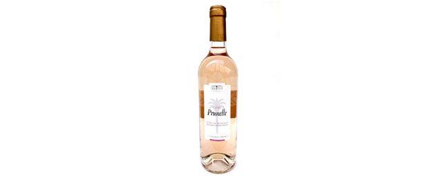 Rosé La prunelle Côte de Provence 2019