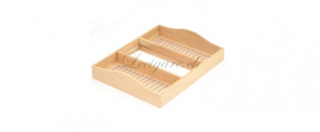 Cedar humidor tray for...